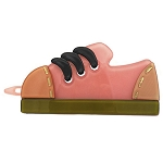 Sneaker Clip - Indian Pink