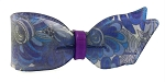 Liberty of London Bow Clip - Blue
