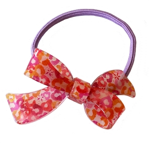 Liberty of London Sweet Cherries Bow Ponytail