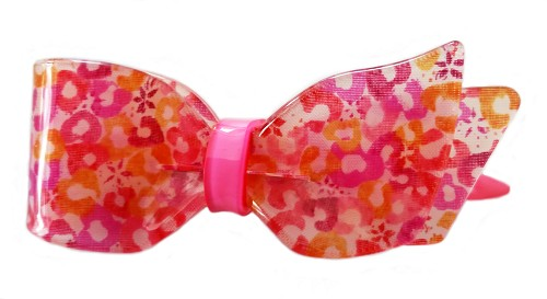 Liberty of London Sweet Cherries Bow Clip