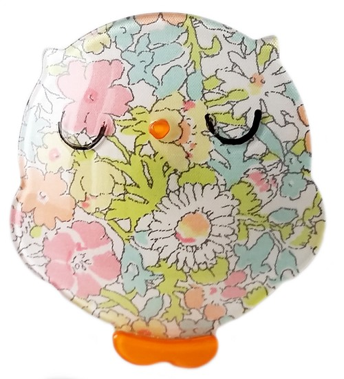 Liberty of London Owl Pontail - Sherbert